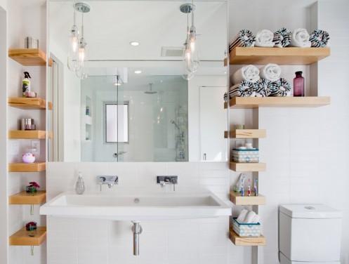 Rafturi potrivite pentru baia ta