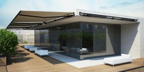 Cu ce acoperim terasa casei cand ploua?
