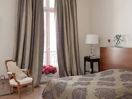 Perdele potrivite pentru dormitorul casei