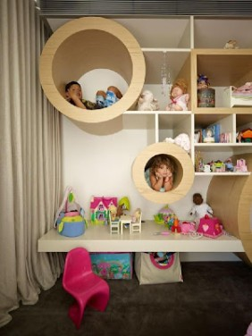 Cea mai frumoasa camera este a copilului tau