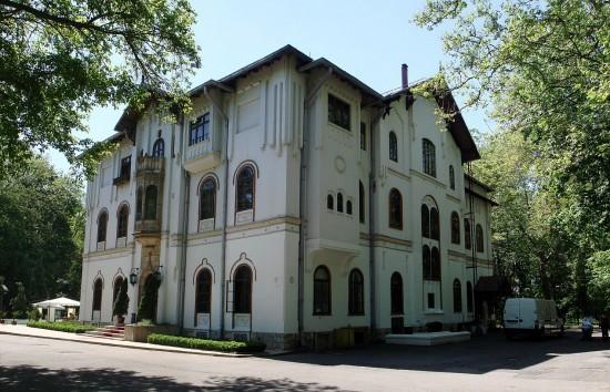 Palatul Stirbey este de vanzare