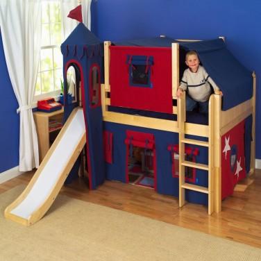 Statia de joaca din camera