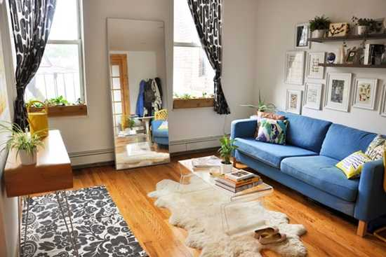 4 anotimpuri si-un apartament