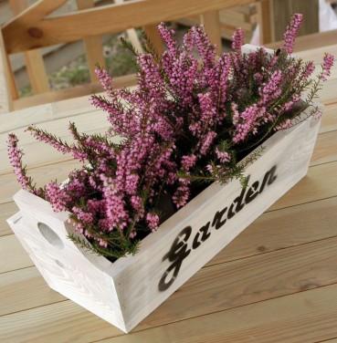 Jardiniere reconstituite pentru terasa ta