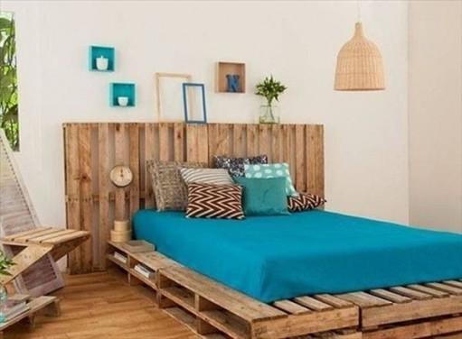 Paleti din lemn – solutie pentru mobilier