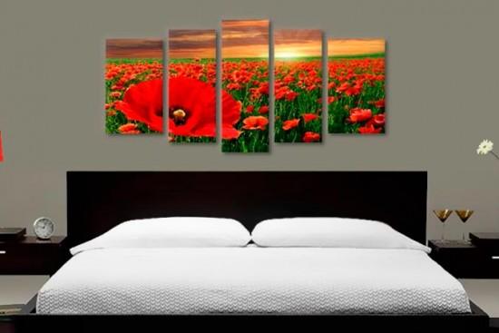 Tablouri potrivite pentru dormitor