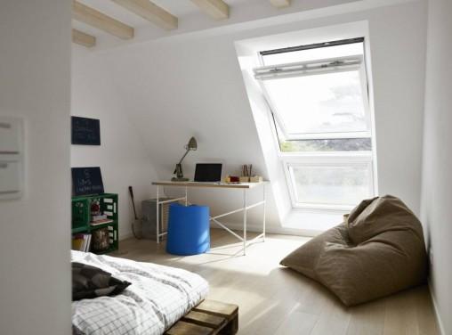 Avantajele unei camere la mansarda