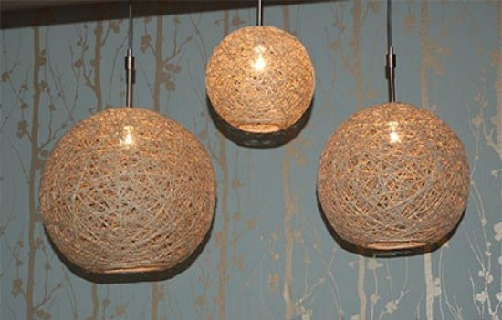 Corpuri de iluminat - handmade