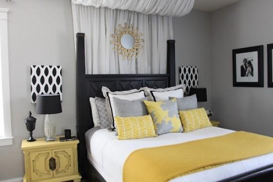 Alegeti griul pentru dormitor