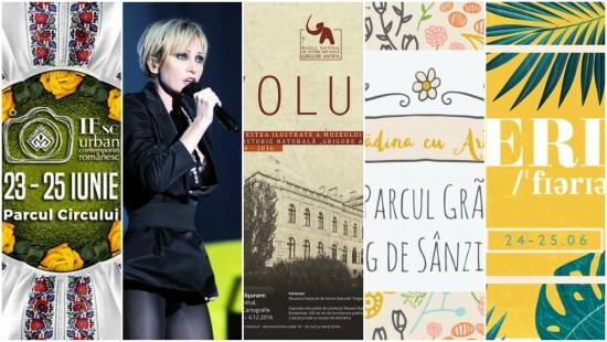 Ce facem in Bucuresti, in acest weekend (24-25 Iunie)