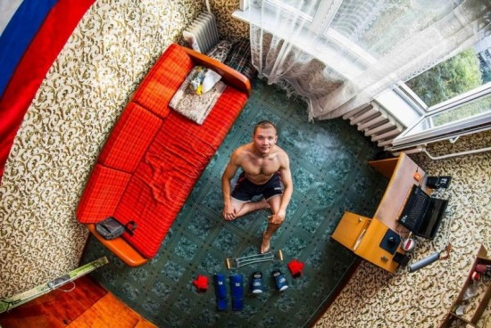 10 dormitoare din colturi diferite ale lumii