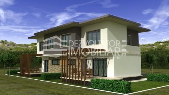 Sanpaul Villas – ansamblu rezidential nou pe DezvoltatorImobiliar.ro