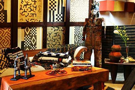 Descopera misterele stilului african de amenajari interioare