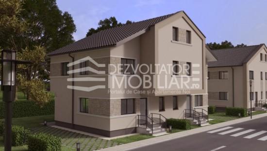 Oferta pentru primele duplexuri rezervate in Shine Residence Corbeanca