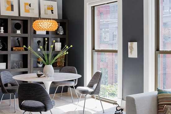 Potentarea culorilor – un pas important in designul de interior