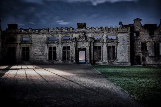 Acesta este cel mai infricosator Castel din Marea Britanie: (FOTO)