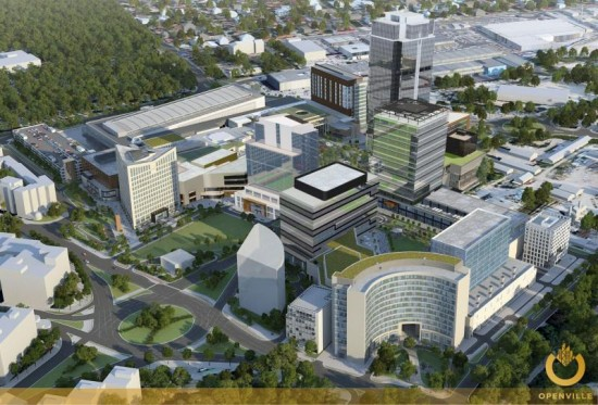 Openville Timisoara va fi inaugurat in trimestrul patru al anului 2018
