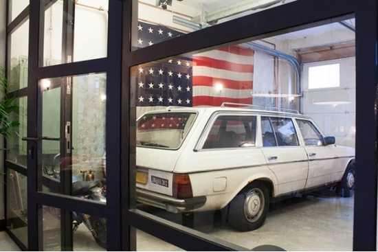 Garajul, o incapere primitoare