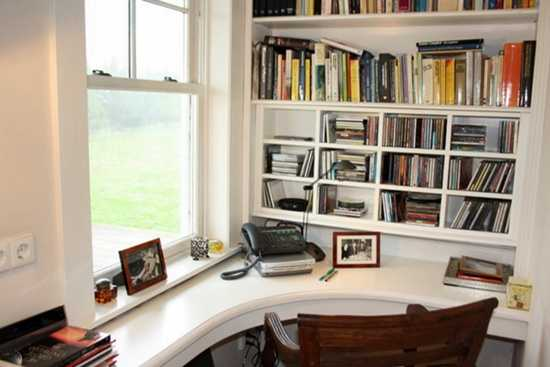 Perfectiune: Biroul de acasa