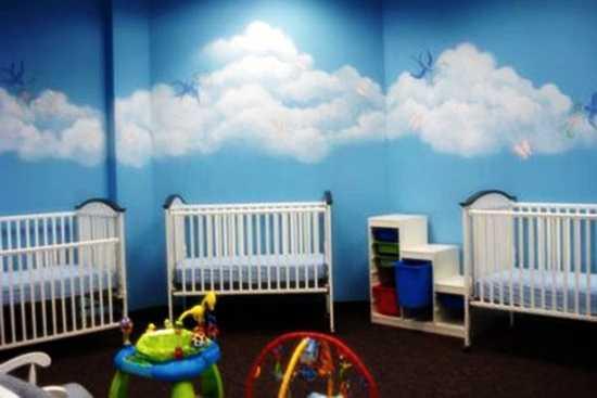Amenajarea camerei copilului – Primii pasi