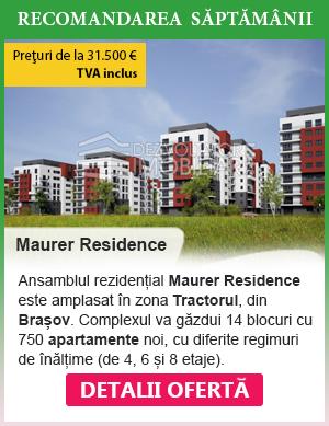 Maurer Residence - Brasov, Brasov