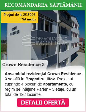 Crown Residence 3 - Bragadiru