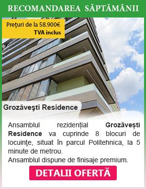 Grozavesti Residence - Grozavesti, Bucuresti