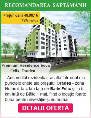 Premium Residence Sova - Oradea, Bihor