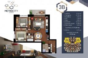 MetroCity Academiei