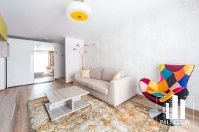 Apartament 4 camere, Theodor Pallady