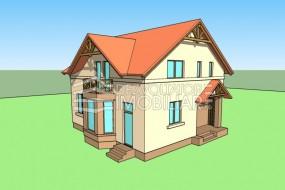 Casa 4 camere, Moara Vlasiei