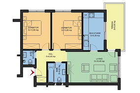 Apartamente de vanzare - Astrelor Residence 5