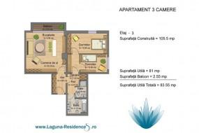 Apartamente de vanzare - Laguna Residence