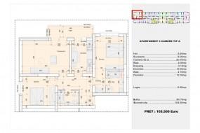 Apartament 3 camere, Militari