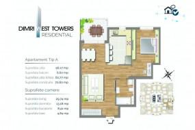 Apartament 2 camere, Ghencea