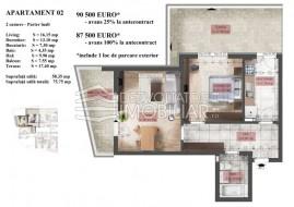 Apartament 2 camere, Vitan