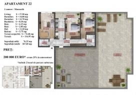 Apartament 3 camere, Vitan