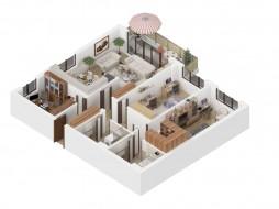 Apartament 4 camere, Brasov