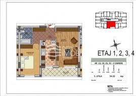 Apartamente de vanzare - Siriului Residence