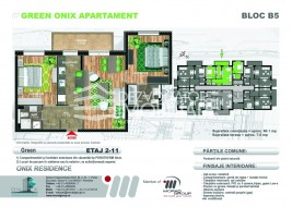 Apartament 3 camere, Grozavesti