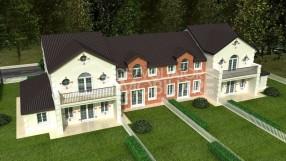 Casa 3 camere, Balotesti