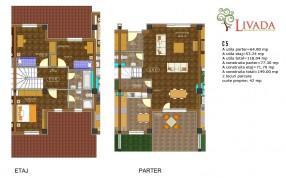 Casa 4 camere, Otopeni