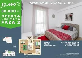 Apartament 3 camere, Pantelimon