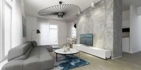 Apartament 3 camere, Barbu Vacarescu