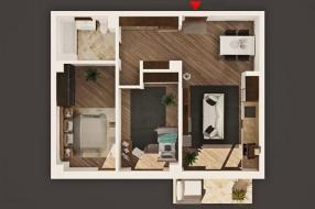 Apartamente de vanzare - Scala Center