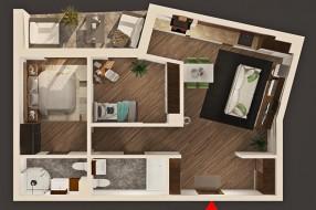 Apartament 3 camere, Cluj Napoca