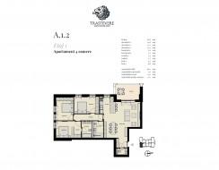 Apartament 4 camere, Pipera