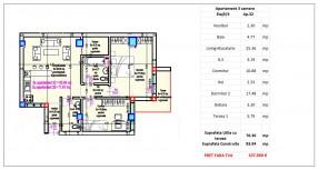 Apartament 3 camere, Traian
