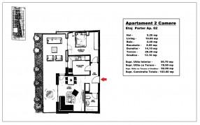 Apartament 2 camere, Delea Veche
