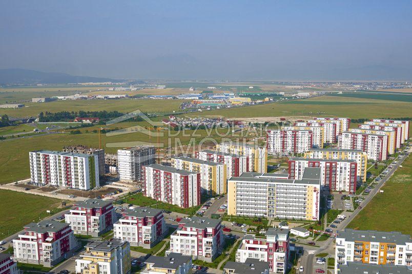 Apartamente 2 Camere, 59 Mp, Avantgarden 3   Brasov
